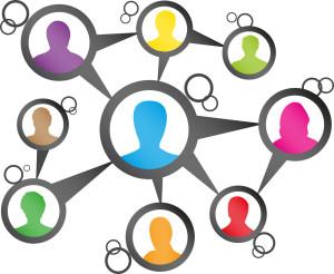 ערוצי מדיה חברתיים כדי לקדם את התוכן שלך